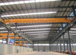 Monobox 3 Ton Overhead Crane
