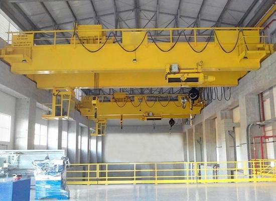 Overhead Eot Crane Double Girder Crane