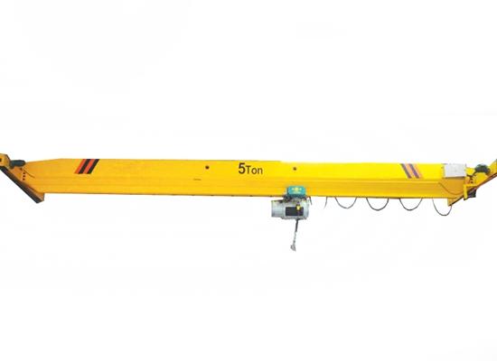 Overhead Eot Crane Single Girder Crane