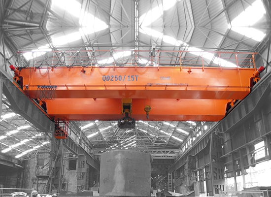 Qualified Overhead Shop Crane