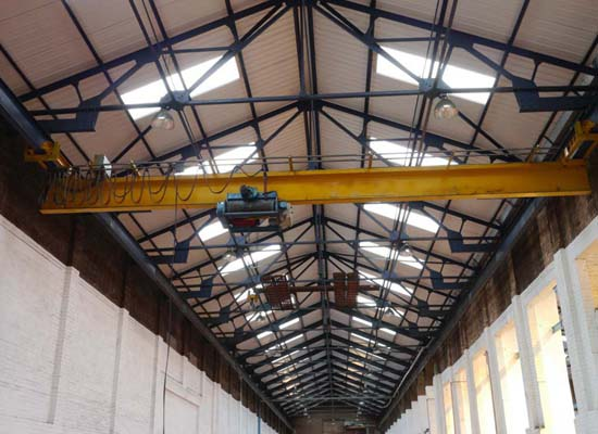 Reliable 3 Ton Traveling Crane