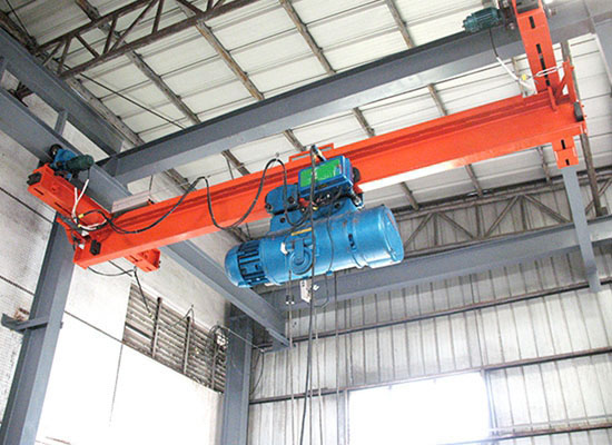 Simple System Underhung Crane