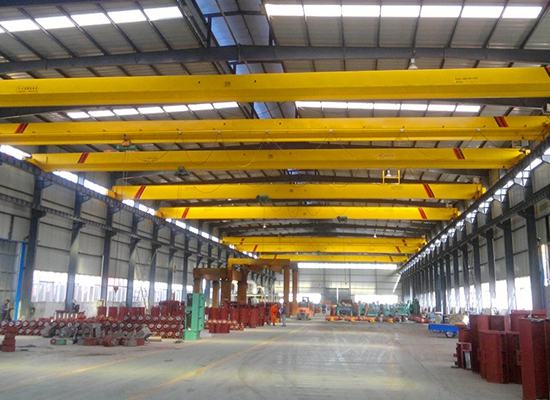 Single Girder Warehouse Bridge Crane