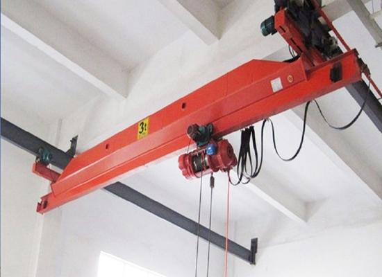 Small Overhead Crane Underhung Crane