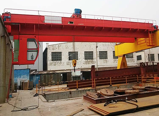 Top Quality 50 Ton Crane