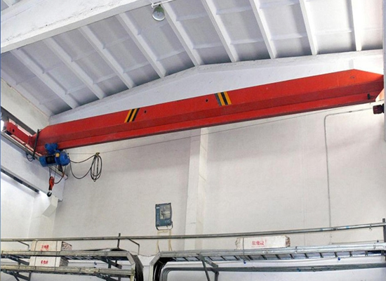 Top Running Small Overhead Crane