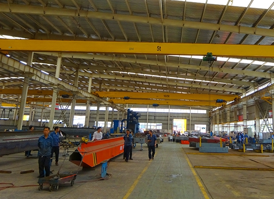 Workstation Bridge Crane For Sale