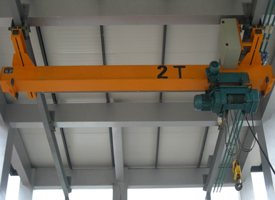 Simple Monorail Overhead Crane
