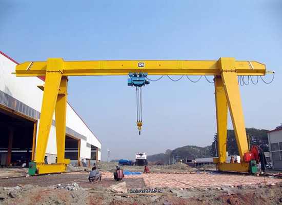 12 Ton Gantry Crane For Sale