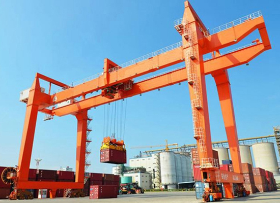 15 Ton Gantry Crane Rail Mounted Type