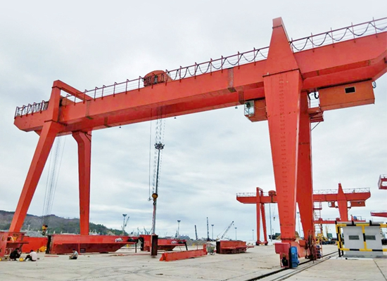 Durable Heavy Duty Gantry Crane