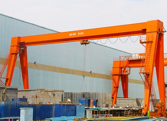 Factory Sale 15 Ton Gantry Crane
