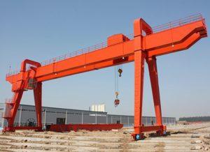 Heavy Duty 20 Ton Gantry Crane