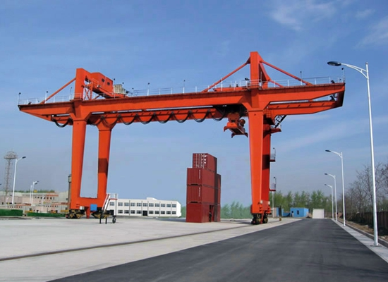 Port Container Gantry Crane