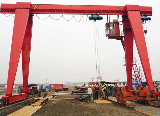 Reliable 12 Ton Gantry Crane