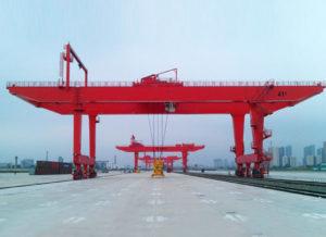 Reliable Heavy Duty Gantry Crane