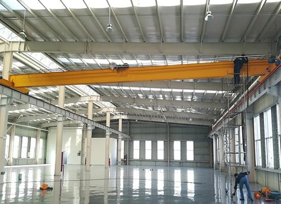 Single Girder Crane 5 Ton