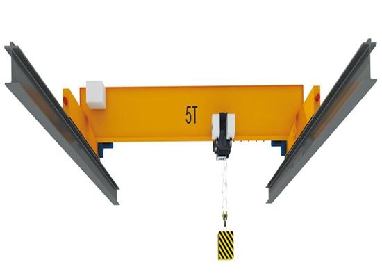 Single Girder Crane Top Running Crane