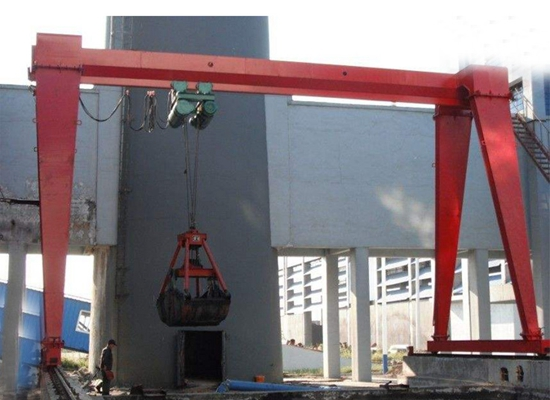 Top Quality 15 Ton Gantry Crane