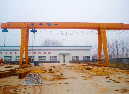 Top Quality Cantilever Gantry Crane