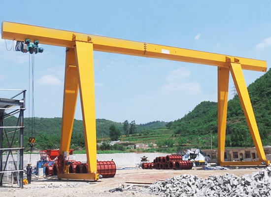 Wide Use 10 Ton Gantry Crane