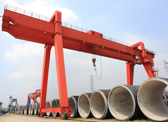 Wide Use 20 Ton Gantry Crane