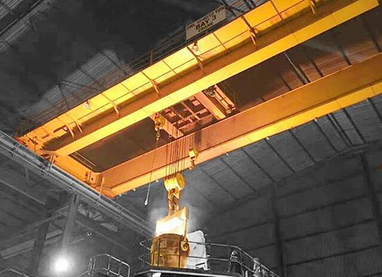 AQ-YZ Double Girder Crane