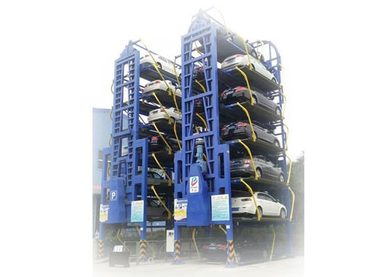 Automated Vertical Car Parking System For Sale