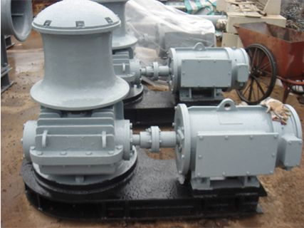 Capstan Rope Winch Factory Price