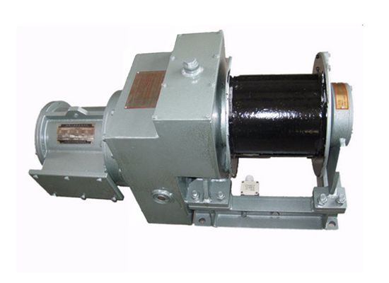 Compact Boat Anchor Winch