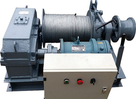 Compact Electric Anchor Winch For Sale