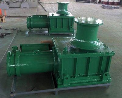 Compact Hydraulic Capstan Winch
