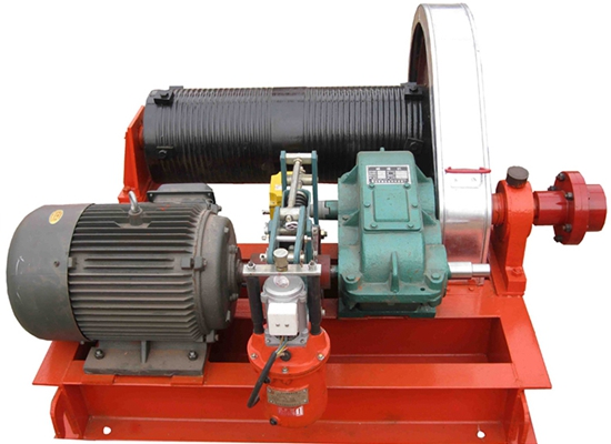 Compact Small Electric Winch For Sale