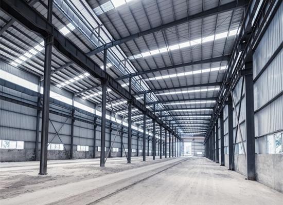 Customized Crane Steel Structures