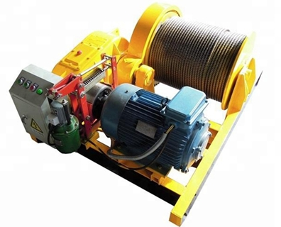 Electric Small Construction Winch