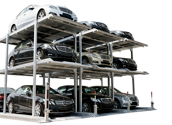 Elevator Car Parking System Easy Use