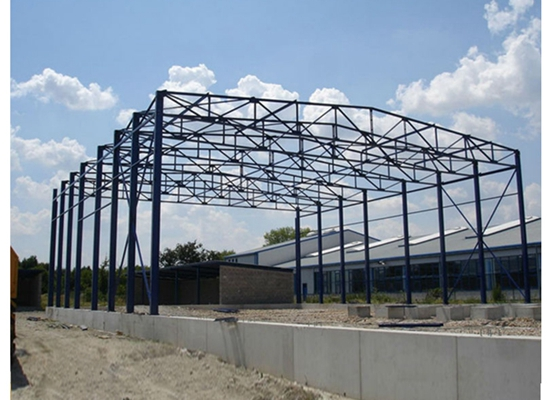 Galvanised Steel Structure For Sale