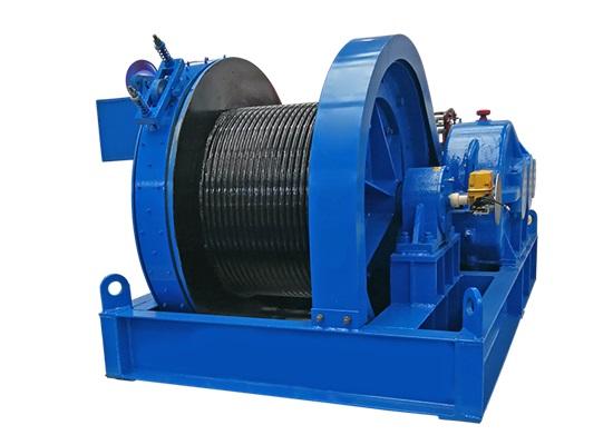 Hydraulic Anchor Winch Top Quality