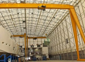 Indoor Gantry Crane For Sale