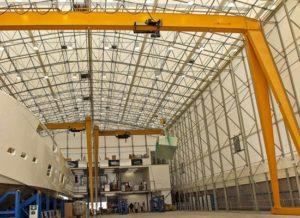 Indoor Gantry Crane For Sale