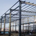 Pre Engineered Steel Structure