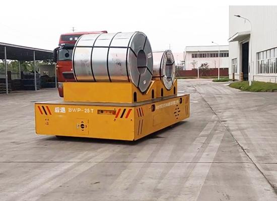 Motorized Transfer Trolley For Sale