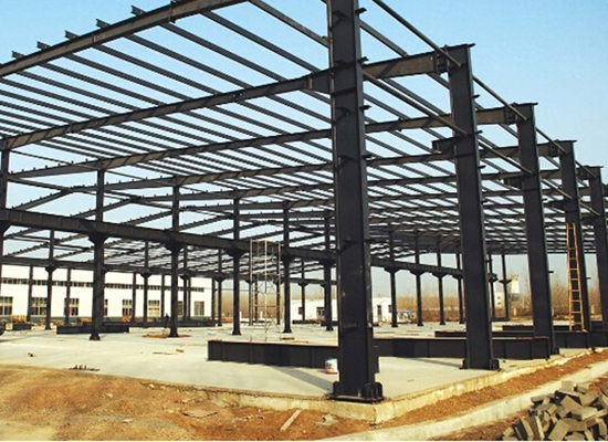 Portable Prefab Steel Structures