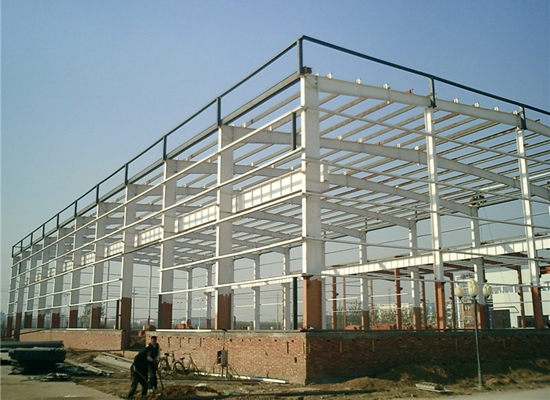 Pre Engineered Steel Structures For Sale