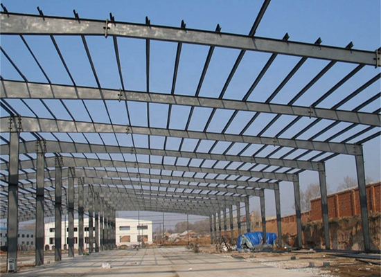 Reliable Galvanised Steel Structure