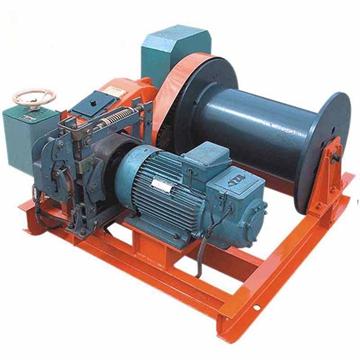 Simple Hydraulic Anchor Winch