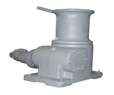Simple Hydraulic Capstan Winch