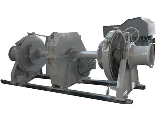 Top Quality Drum Anchor Winch