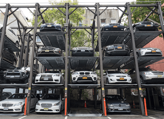 Top Quality Elevator Car Parking System