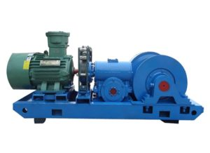 25 Ton Winch Large Capacity